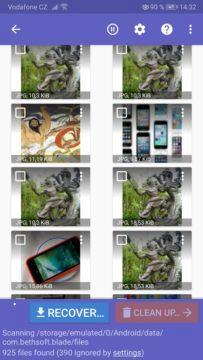 Jak obnovit smazané fotky a videa z mobilu