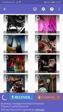 Jak obnovit smazané fotky - Android