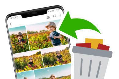 Jak obnovit smazané fotky z telefonu Android nebo iOS