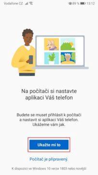 Jak posílat SMS z počítače - Microsoft