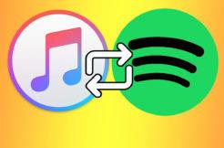 jak přenést playlist Apple Music Spotify
