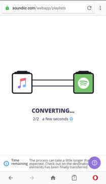 jak uložit apple music playlist do spotify