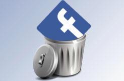 jak zrušit facebook