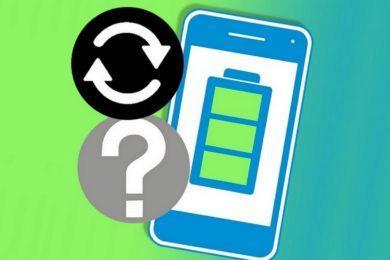 Kolik nabíjecích cyklů má baterie - Android mobil