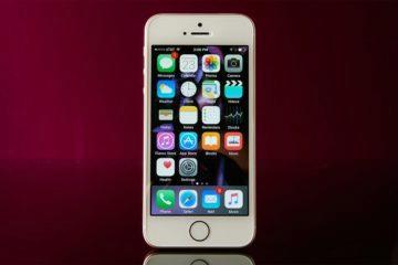 Kompaktní telefony - iPhone SE