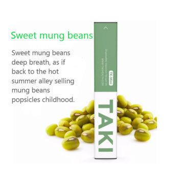 Mungo fazole příchuť - Levná elektronická cigareta Xiaomi Taki Mini