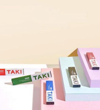 Vzhled e-cigareta Xiaomi Taki Mini