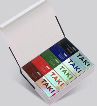 Balení e-cigaret Xiaomi Taki Mini