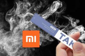 Levná elektronická cigareta Xiaomi Taki Mini