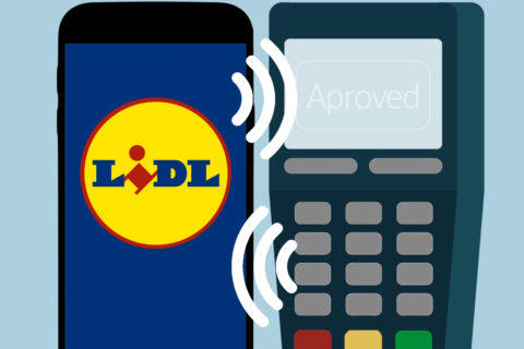 Lidl Pay - placení bez NFC