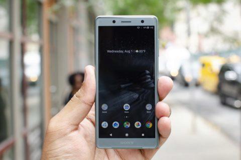 Malý kompaktní mobil