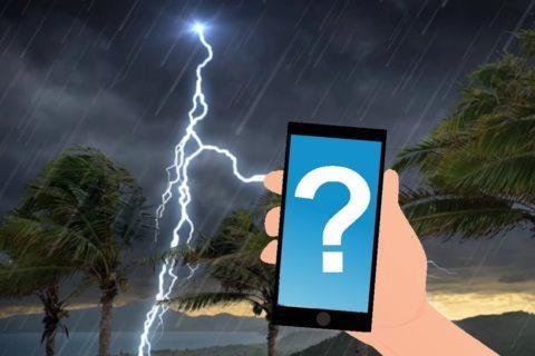 Meteo radar - kde prší a kde je bouřka?