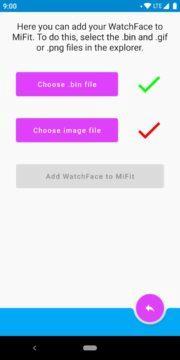 MiBand4 - neotřelé ciferníky pro Mi Band 4