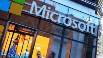 Microsoft - firmy utíkají z Číny