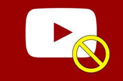 nechtěná videa youtube domovská stránka