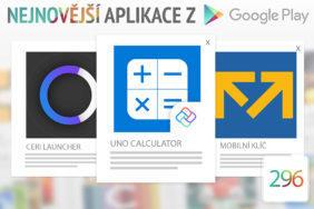 Nejnovější aplikace z Google Play #296: kalkulačka z Windows pro Android