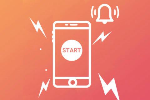 ochrana telefonu android alarm