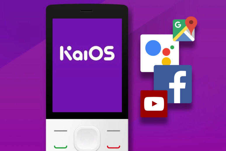 operační systém KaiOS