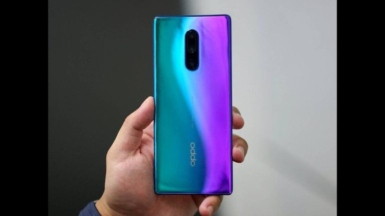 OPPO FULL SCREEN 2.0 (FIND X2 / FIND Y) PROTOTYPE SHOWN OFFICIALLY
