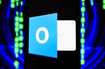 Hackerský útok na Outlook