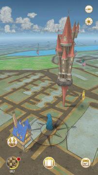 Pevnost Harry Potter Wizards Unite kouzelnické souboje