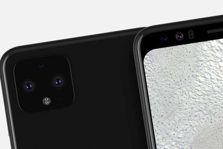 pixel 4 fotoaparat odhaleni
