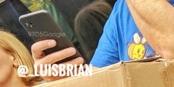 google pixel 4 odhaleni londyn