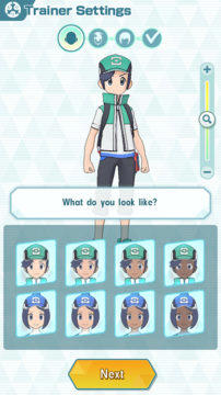 postavy pokémon masters