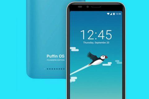 Puffin OS