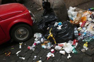 Řím - jízdenka na MHD za pet lahev