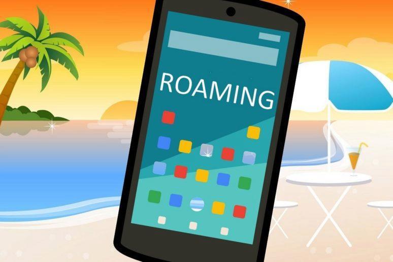 Roaming - Evropa a svět