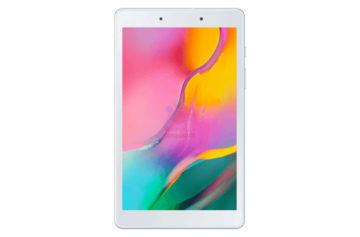 Bílá barva Samsung Galaxy Tab A 8