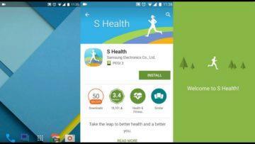 Samsung Health - krádež dat
