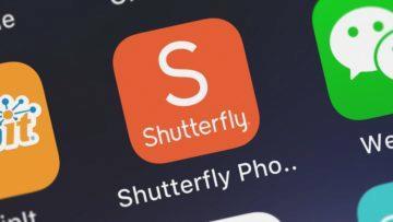Shutterfly krade data uživatelů