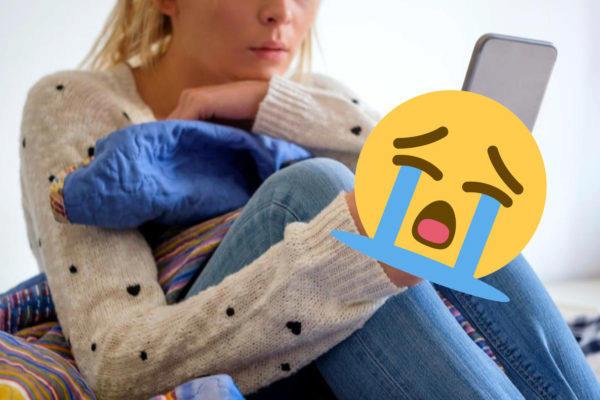 Sociální sítě a deprese