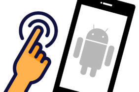 tlacitko zpet android 10 gesto