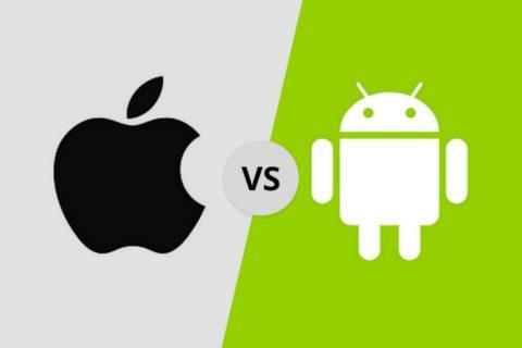Uživatelé vyměňují iPhone za Android