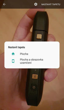 video živá tapeta android