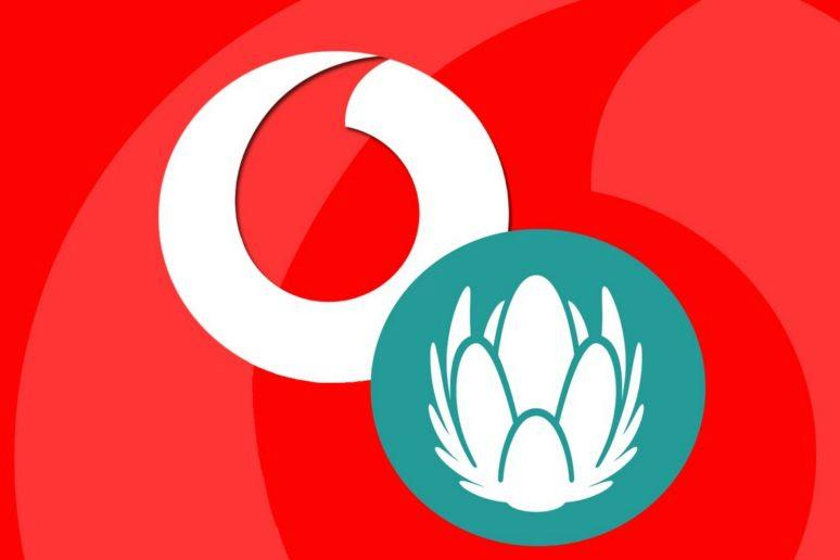 Vodafone přebírá UPC