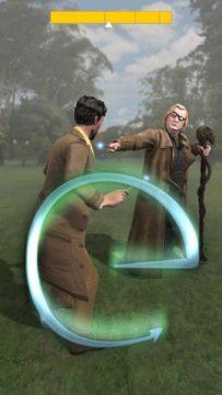Vypnutá kamera wizards unite