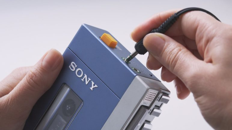 WALKMAN® 40TH ANNIVERSARY MOVIE