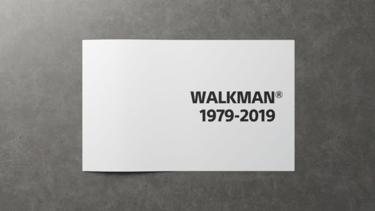 WALKMAN®1979-2019 selected