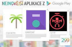 Nejnovější aplikace z Google Play #299: widget s kalendářem