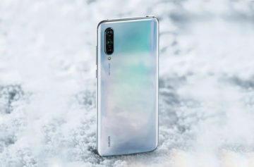 Xiaomi Mi CC9 zadní strana
