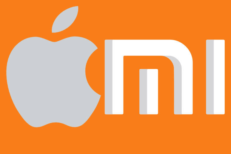 xiaomi kopiruje apple