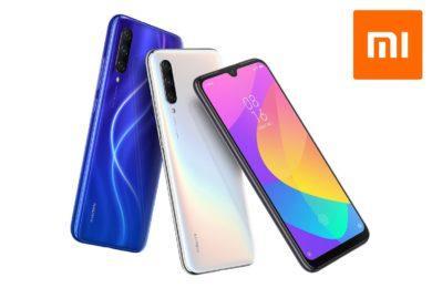 Xiaomi Mi CC9 titul