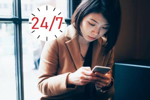 Závislost na telefonu a sociálních sítích