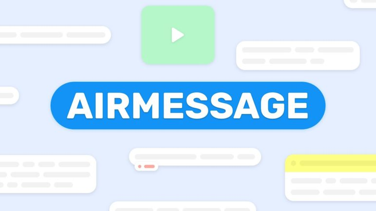 AirMessage installation tutorial