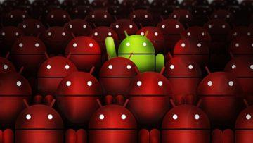 Android Antivir zdarma - riziko