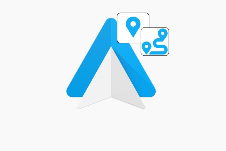 android auto nové ikony